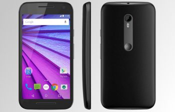 Download and install official lineage os 14 1 on Moto G 3rd