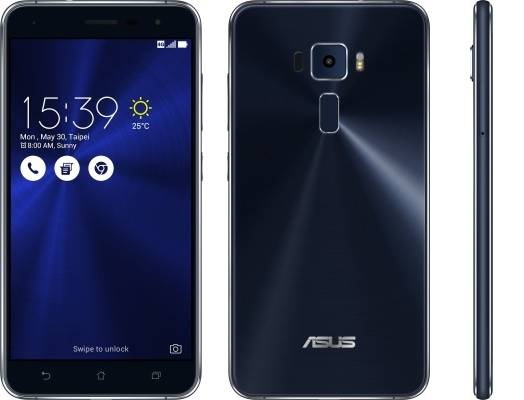 Unlock bootloader, root and install TWRP on Asus ZenFone 3