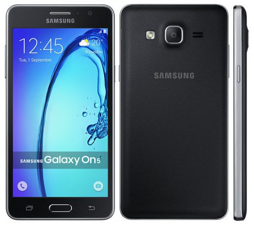 Update Galaxy On5 2015 on Stock Android 7 1 1 Nougat firmware