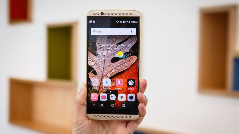 Download and install official Lineage OS 14 1 on ZTE Axon 7 [Android