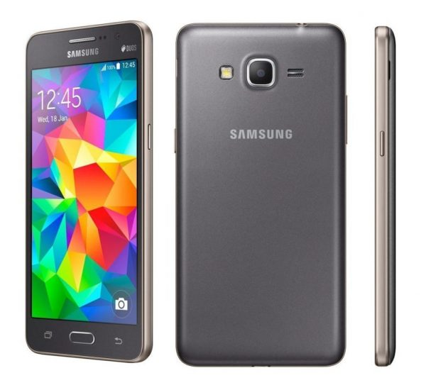 Root and install official TWRP recovery on Galaxy Grand