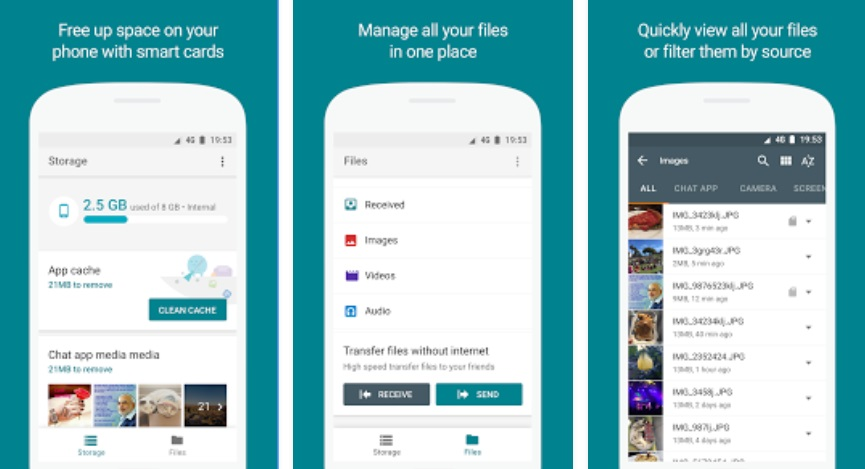 Google Play Store Download Manager