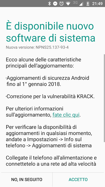 January 2018 patch NPSS25 137-93-4 for Moto G5 Plus is released