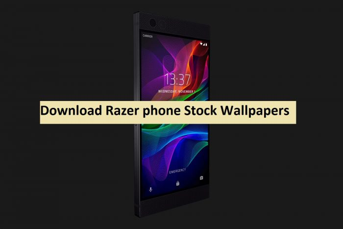 Download Razer Phone Stock Wallpapers 13 Wallpapers