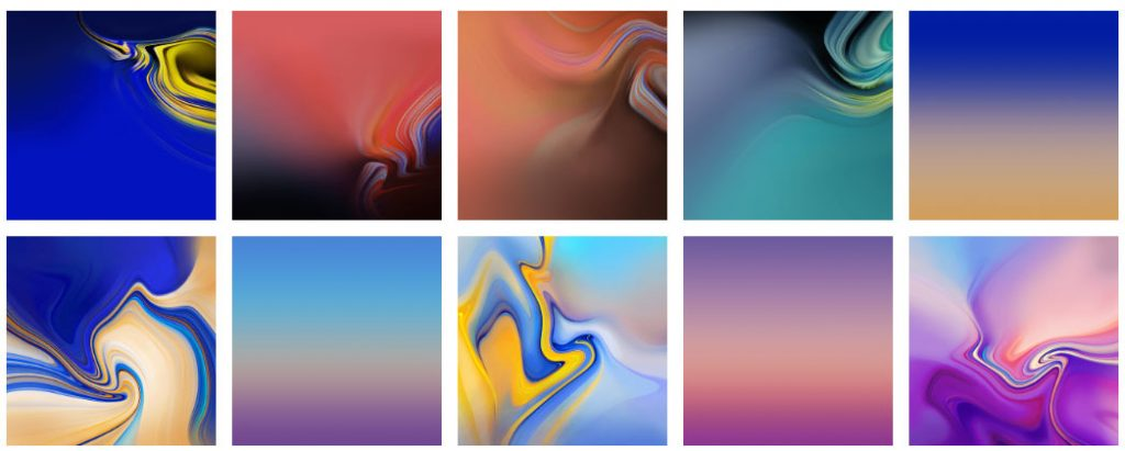 Samsung Galaxy Tab S4 Stock Wallpapers | | DroidVendor