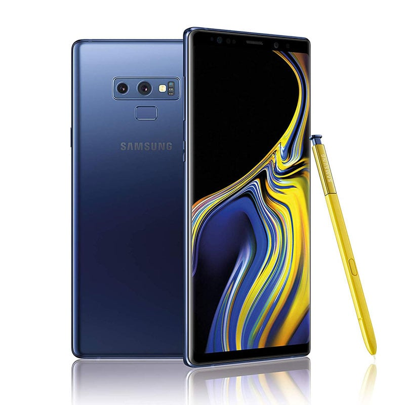 Download N960FXXU2ZRKQ: Galaxy Note 9 N960F Android Pie One