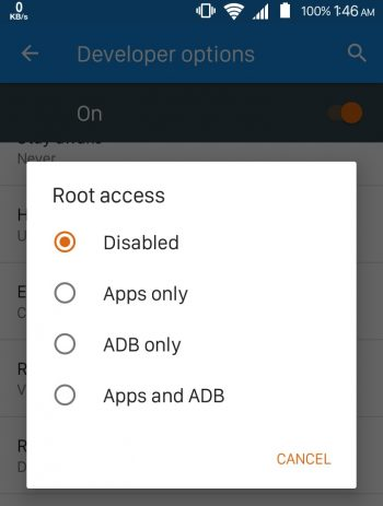 How to enable root access for Apps on Lineage OS ROM