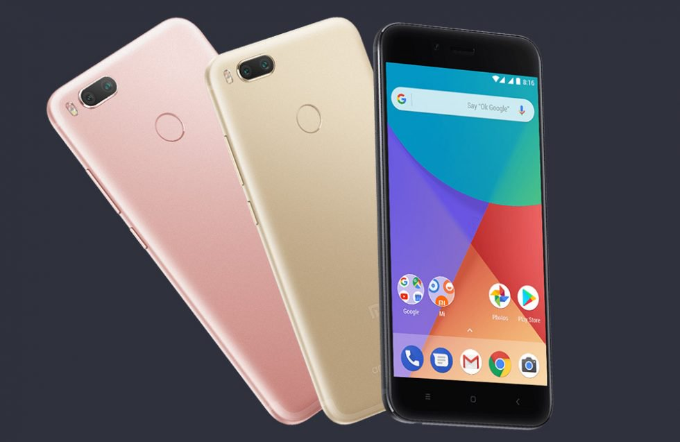 Install Ported OnePlus 5T Camera on Xiaomi Mi A1 (APK