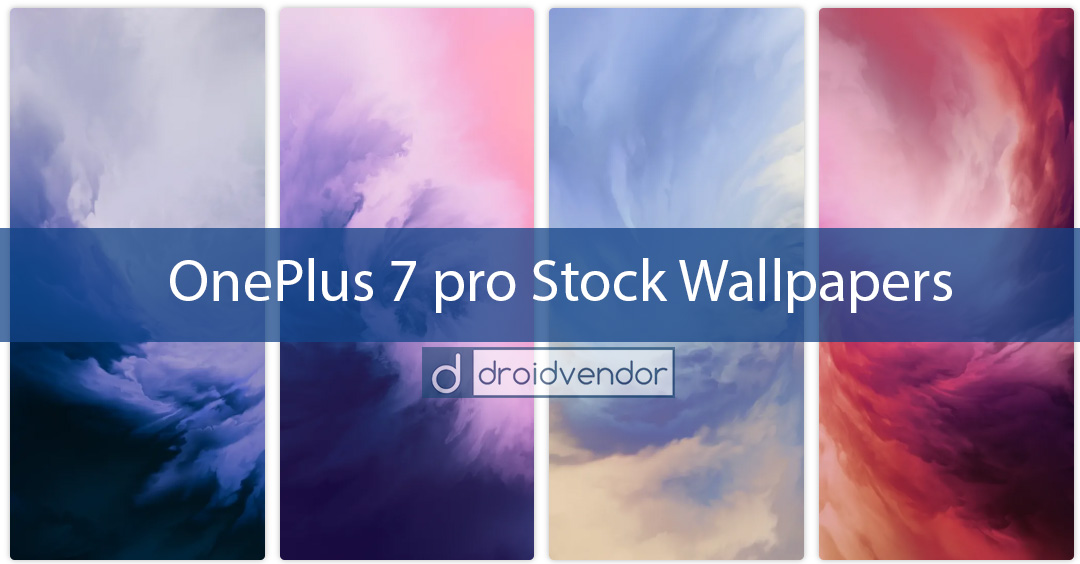 Download All Oneplus 7 Pro Stock Wallpapers Droidvendor